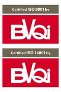 сертификат DEVI ISO 9001 & 140001